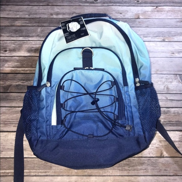 77626698b71 Pottery Barn Kids Accessories   Blue Ombr Backpack   Poshmark